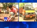 Red Sanders dump worth 3 crores seized in Kadapa