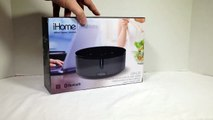 iHome iBN26 NFC Bluetooth Stereo System with Speakerphone Review @iHome