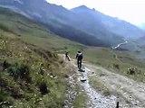 Col du galibier n°2 (hautes alpes - france) VTT MTB descente