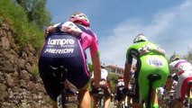 Giro d'Italia Stage 4 on board camera / Giro d'Italia Tappa 4 on board camera
