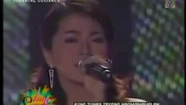 Juris sings 'Nakapagtataka' on ASAP