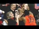 Marcus Smart pushes Texas Tech fan: Oklahoma State guard's dumb move