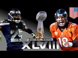 Super Bowl XLVIII: Seahawks vs Broncos official NMA preview