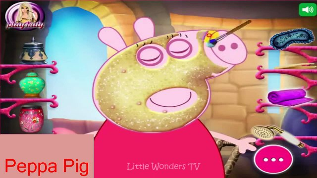 Peppa Pig Makeover | Peppa pig Games | Peppa Pig Makeover Gameplay