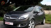 Opel Meriva 1.6 CDTI Cosmo testi (2014)