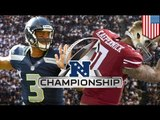 NFC Championship 2014: 49ers vs Seahawks is going to be loud