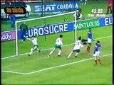 Emil Kostadinov but France Bulgarie 17 novembre 1993