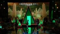 "Snoop Dogg & Pharrell Williams ""California Roll"" Live @ NBC ""The Voice"", 05-12-2015"