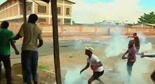 Burundi : gaz lacrymogènes et tirs de sommation contre des manifestants