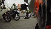 Quand Régis part faire une balade à moto