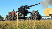 88mm Flak - WW2 Anti-Aircraft Gun