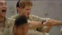Le Prince Harry s'essaye au Haka en Nouvelle-Zélande