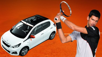 Peugeot 108 Roland Garros Special Edition Launched In UK