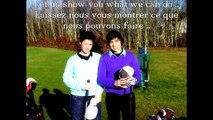 Golf : Amazing chip in & golf juggling Compil' / Compilation de chip-in et de jonglage