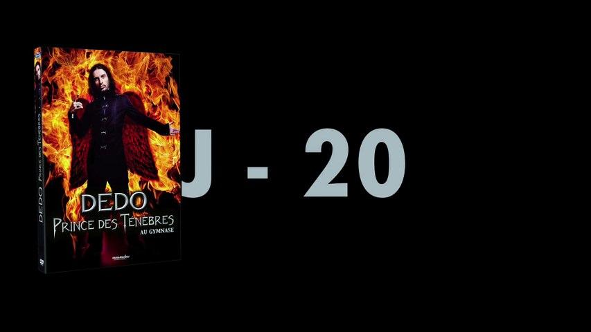 Dédo en DVD: J - 20 avec Marie Portolano