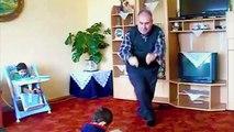 HASAN BABA APACI DANCE BATTLE VS DANCER ?!