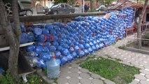 Sivas Taksi Durağı Çalışanları 5 Ton Mavi Kapak Topladı