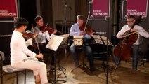 Livre pour quatuor de Boulez par le Quatuor Diotima | le Live du Magazine