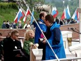 Odnowa w Duchu Świętym - Częstochowa 2010 cz.12 -- świadectwo - ks. Robert Jaświński (cz.2)