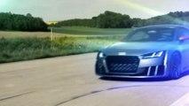 *TRAILER*Audi TT Clubsport Turbo Concept 2015 4x4 aro 20 MT6 2.5 600 cv 66,3 mkgf 310 kmh 0-100 kmh 3,6 s @ Wörthersee
