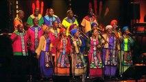 Soweto Gospel Choir perform at Mandela Day 2009 from Radio City Music Hall