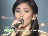 Sarah Geronimo sings The Beatles' 'In My Life' on ASAP
