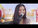 Kitchie Nadal sings Wag na Wag Mong Sasabihin