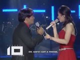 Sarah Geronimo sings 'You've Got A Friend' with Daddy Delfin