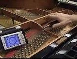 Piano tuning - fine tuning