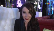 Entrevista a Natalia Oreiro sobre ENTRE CANÍBALES - Telefe