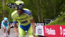 Giro d'Italia 2015: Stage 5 / Tappa 5 highlights