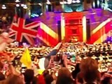 Britannia rules the waves (last night of the Proms, 2006)