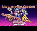 Hack Angry Birds Transformers Unlimited Coins & Gems