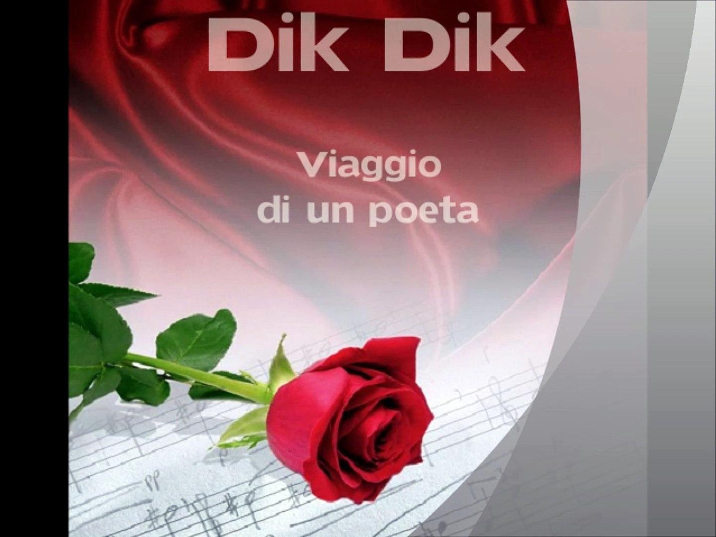 DIK DIK - Viaggio di un poeta - Video Dailymotion