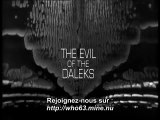 Doctor Who Classic - Arc 36 : The Evil of the Daleks (5 sur 7) - RECON - VOSTFR (WWT)