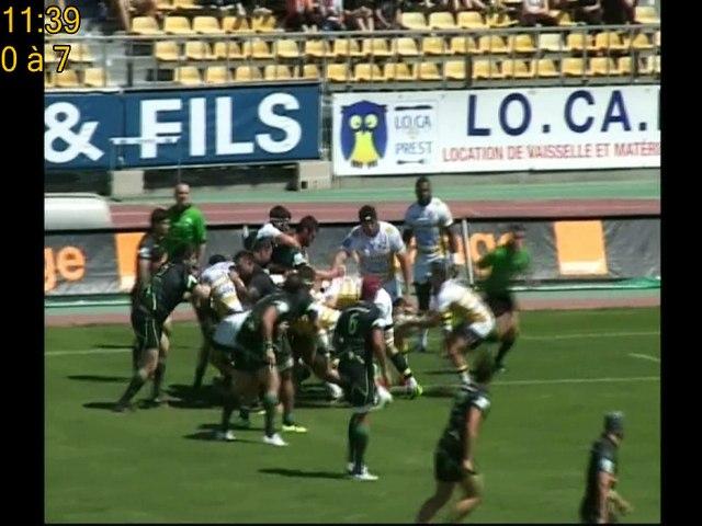 Rugby Pro D2 Albi Pau