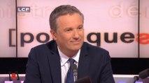 """PolitiqueS : Nicolas Dupont-Aignan, président de """"Debout la France"""""""