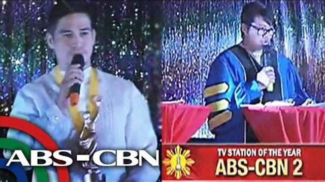 ABS-CBN, big winner sa Gawad Tanglaw