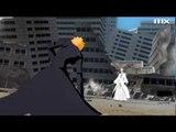 Bleach: Soul Resurreccion - Ichigo vs Gin Boss Battle HD