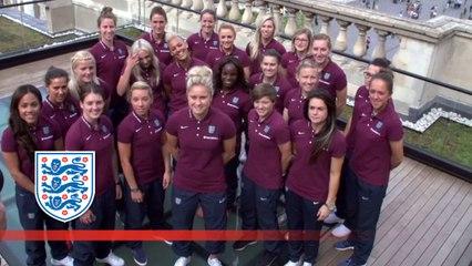 England Women's World Cup Squad Announcement | FATV News