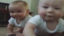 Quando dois bebês gêmeos resolvem atacar o próprio pai
