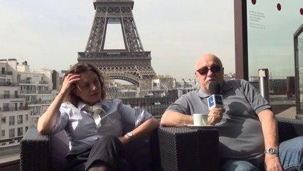 Suite Noire - Épisode 6 - Interview exclusive avec Brigitte Roüan et Patrick Raynal