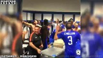 Juventus Singing Songs after Knocking out Real Madrid - Real Madrid v Juventus - Champions League 2015