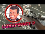 Every JFK assassination theory ever! CIA, KGB, homo killers, and aliens!