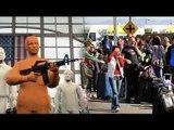 LAX shooting: TSA agent killed, gunman injured in airport shooting