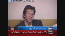 Chairman PTI Imran Khan To Visit Karachi Today & Offer Condolences To Families Of Victims 14 May 2015