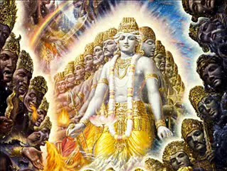 Bhagavad Gita Translation 15 - Chapter 10 15 - 10 42 Swami Brahmananda