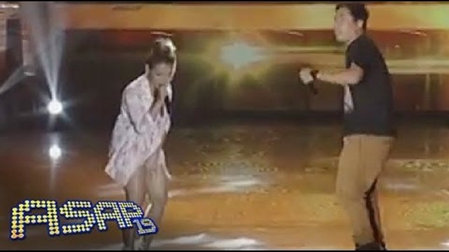 Gloc 9 & KZ sings Ipaglaban Mo theme on ASAP