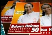 Heloísa Helena - Campanha Presidencial 2006