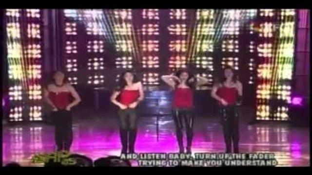 ASAP It Girls sing 'Radar' on ASAP